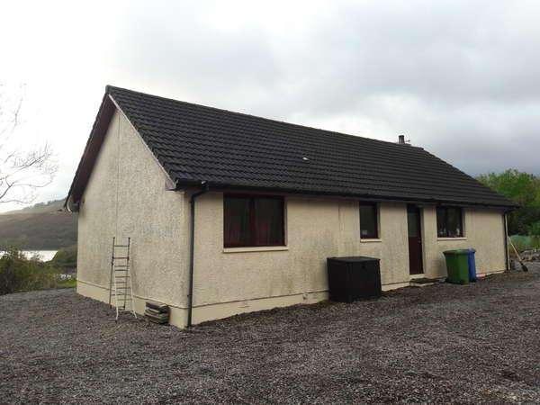 3 Bedrooms Detached Bungalow for sale in 18 Torrin, Isle of Skye, IV49 9BA
