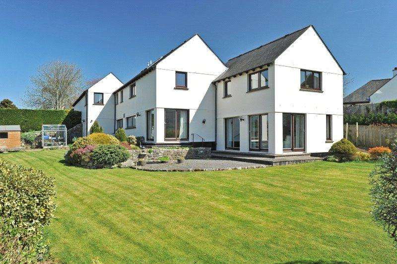 5 Bedrooms Detached House for sale in Chagford, Newton Abbot, TQ13