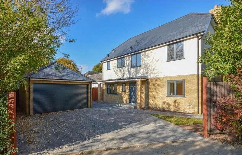 4 Bedrooms Detached House for sale in Grove Park, BISHOP'S STORTFORD, Hertfordshire