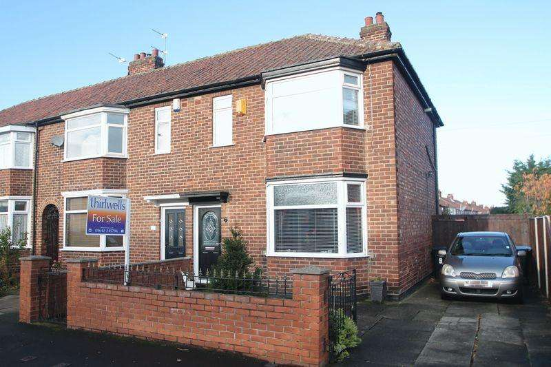 3 Bedrooms Terraced House for sale in Corby Avenue, Acklam