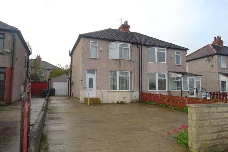 4 Bedrooms Semi Detached House for sale in Mayo Avenue, Bradford, West Yorkshire, BD5