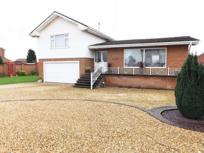 3 Bedrooms Detached House for sale in Whaplode