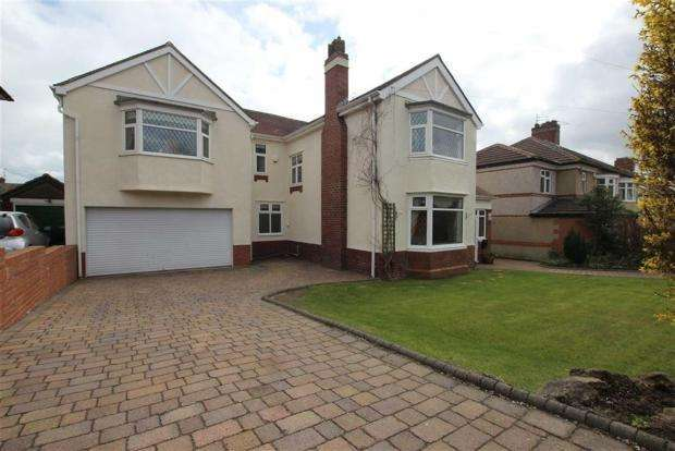 5 Bedrooms Detached House for sale in CAIRNSIDE, EAST HERRINGTON, SUNDERLAND SOUTH