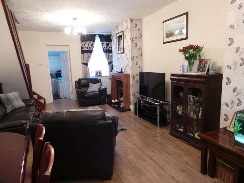 3 Bedrooms Terraced House for sale in Dalton Road, Askam-in-Furness LA16 7AP
