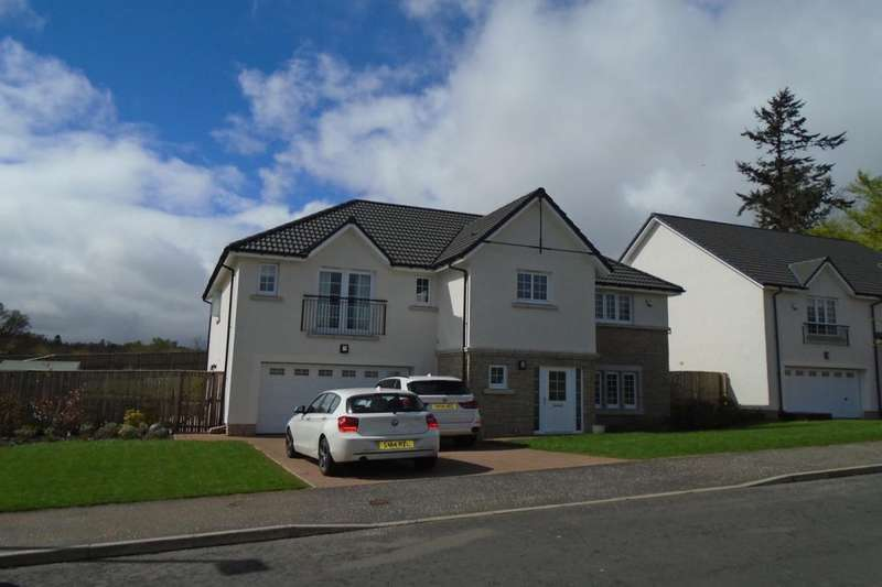 5 Bedrooms Detached House for sale in Abbey Park, Auchterarder, PH3