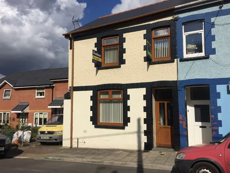 3 Bedrooms End Of Terrace House for sale in Crawshay Street, Ynysybwl, PONTYPRIDD
