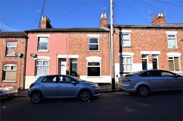 2 Bedrooms Terraced House for sale in Lower Hester Street, NORTHAMPTON