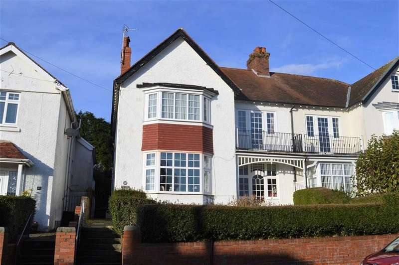 4 Bedrooms Semi Detached House for sale in Beechwood Road, Swansea, SA2