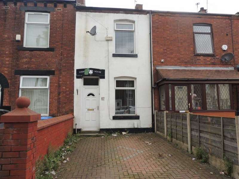 2 Bedrooms Terraced House for sale in Princess Street, Ashton-under-lyne