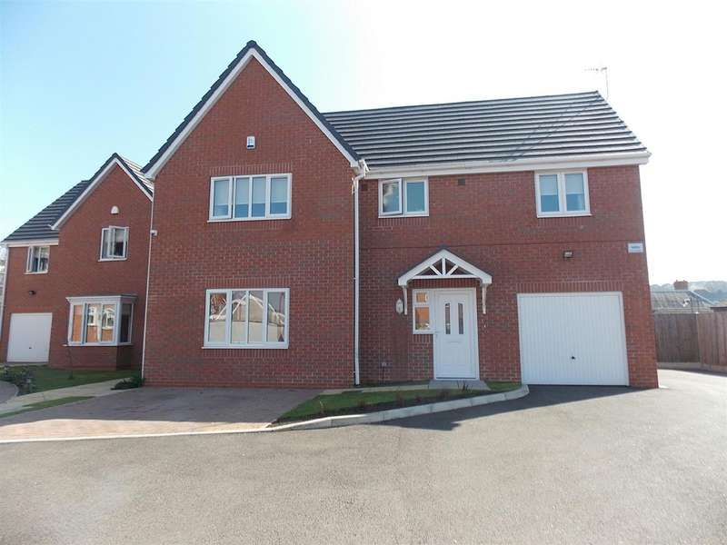4 Bedrooms Detached House for sale in Featherfield Place,, Stapleford