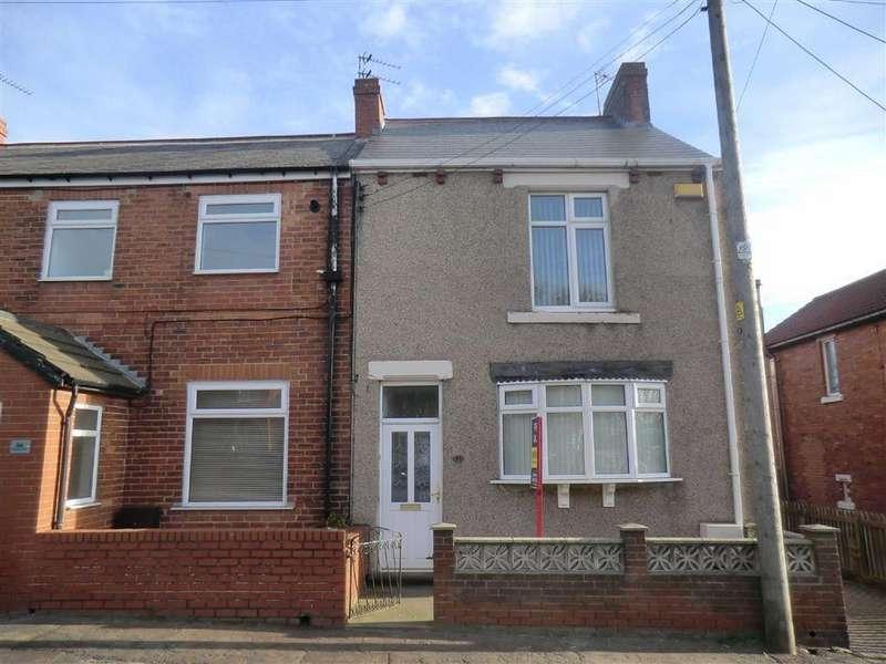 3 Bedrooms Semi Detached House for sale in 85, Darlington Road, Ferryhill