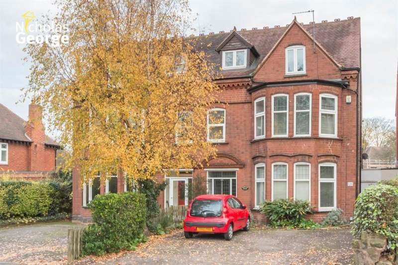 6 Bedrooms Flat for rent in Russell Road, Moseley, B13 8RB