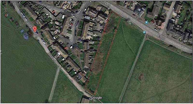 Plot Commercial for sale in Eton Wick Road, Eton Wick, SL4