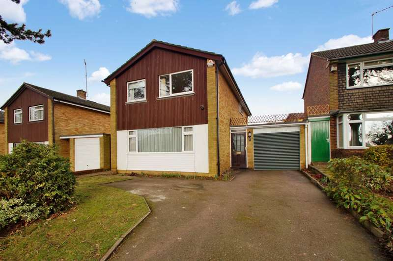 4 Bedrooms Detached House for sale in Alston Road, Boxmoor, Hemel Hempstead