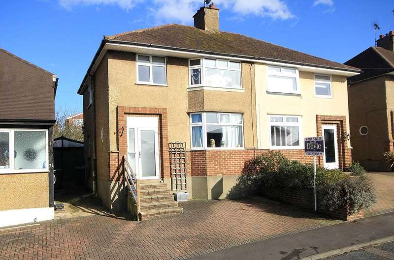 3 Bedrooms Semi Detached House for sale in WELL PRESENTED 3 BED SEMI DETACHED home with EXTENDED living accommodation.