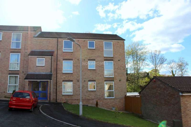 2 Bedrooms Apartment Flat for sale in Dynevor Close, Hartley, Plymouth, PL3 5QN
