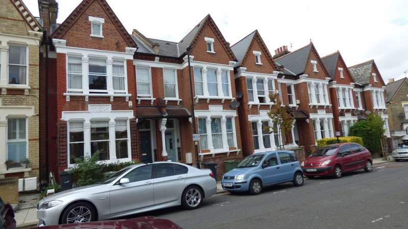 1 Bedroom Flat for sale in Helix Road, Brixton