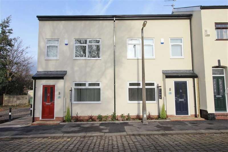 4 Bedrooms Semi Detached House for sale in David Street, Reddish, Stockport