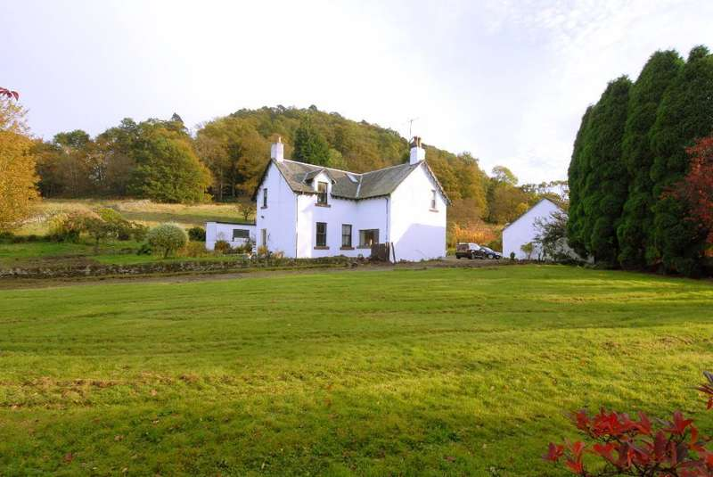4 Bedrooms Detached House for rent in Duntreath Estate, Blanefield, Blanefield, Stirlingshire, G63 9AJ