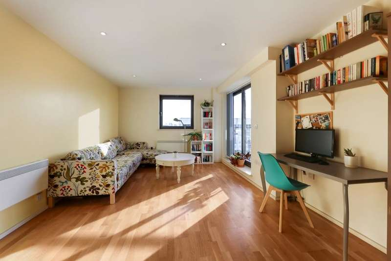 1 Bedroom Flat for sale in Arta House, Devonport Street, London E1