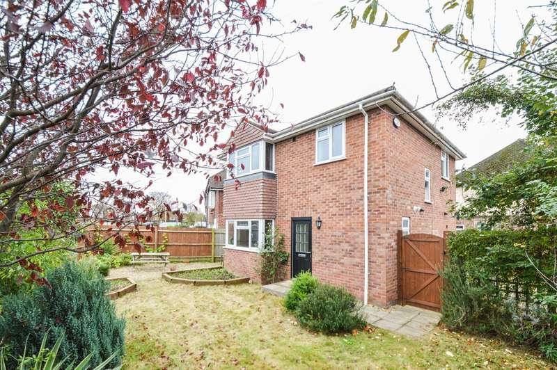 3 Bedrooms Detached House for rent in Elmfield Road, Cheltenham GL51 9JH