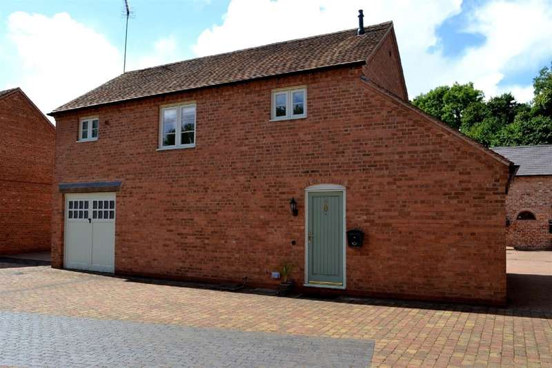 1 Bedroom Detached House for sale in Mill Court, Alvechurch, Birmingham, B48 7JY