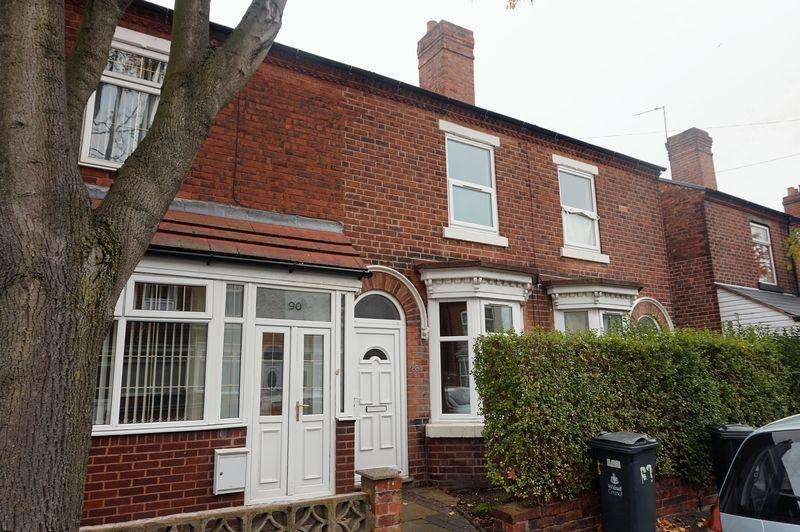 2 Bedrooms Terraced House for rent in Pargeter Street, Walsall.