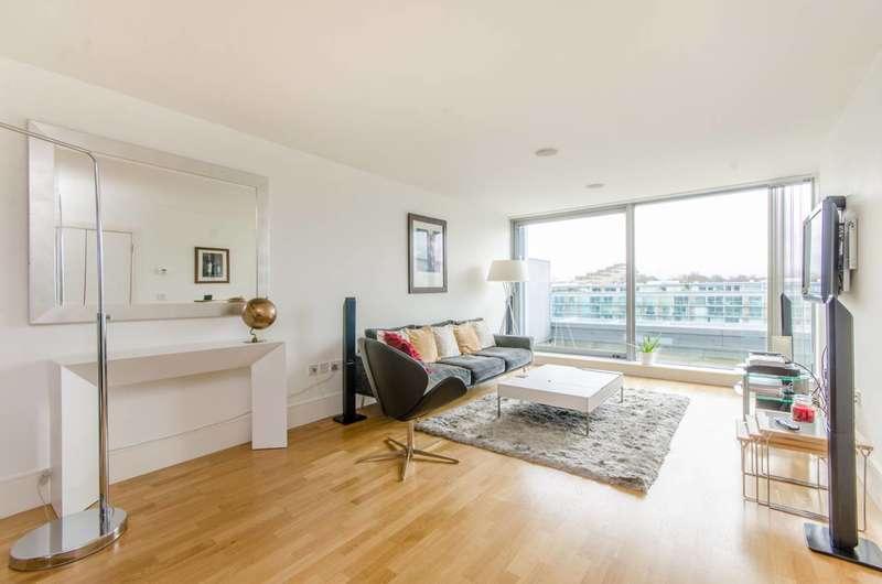 3 Bedrooms Flat for rent in Highbury Stadium Square, Highbury, N5