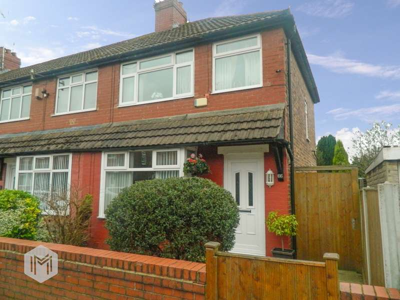 2 Bedrooms Semi Detached House for sale in Farmway, Middleton, Manchester, M24