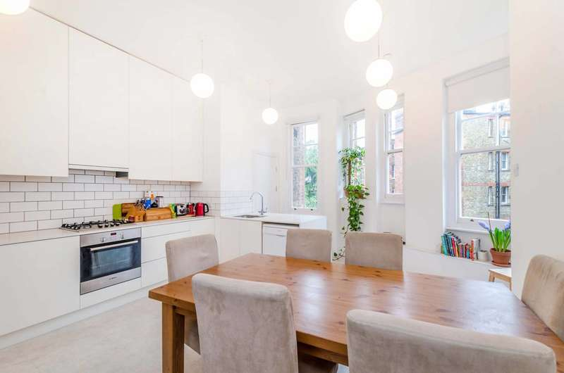 4 Bedrooms Flat for sale in Highgate, Highgate, N6