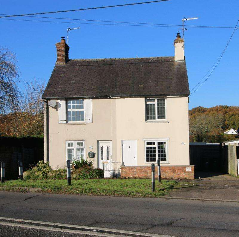 2 Bedrooms Semi Detached House for sale in Lewes Road, Halland, East Sussex
