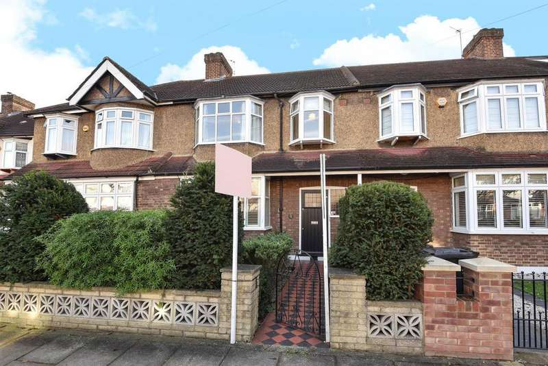 3 Bedrooms Terraced House for sale in Beaford Grove, Wimbledon
