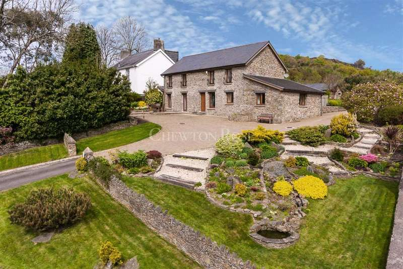 4 Bedrooms Detached House for sale in Pontyclun