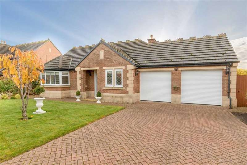 4 Bedrooms Bungalow for sale in Pennyman Green, Middlesbrough