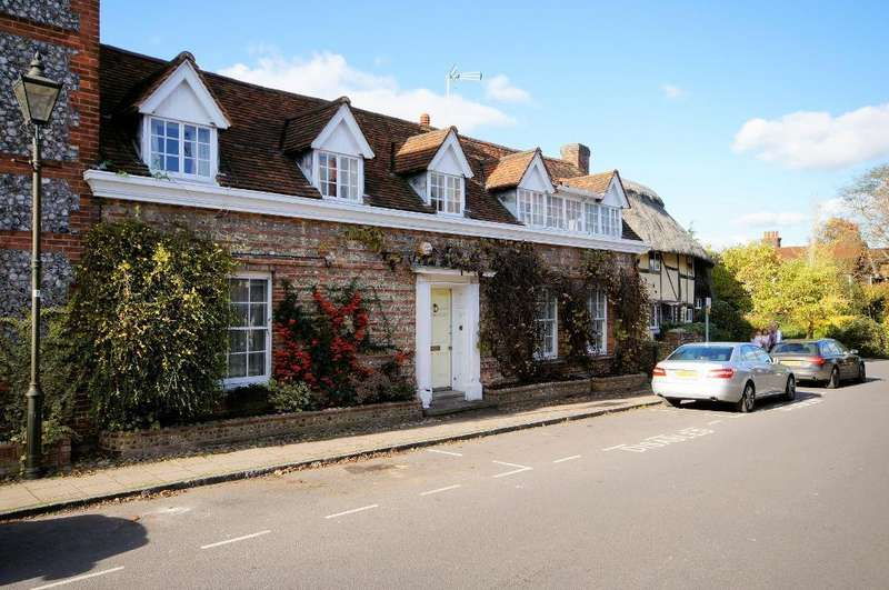 4 Bedrooms House for sale in Church Street, Steyning, West Sussex, BN44 3YB