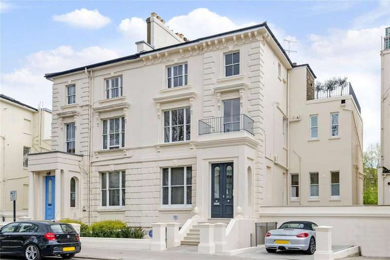 2 Bedrooms Flat for sale in Buckland Crescent, Belsize Park, London, NW3