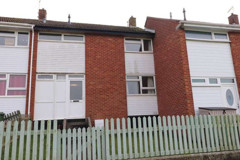 3 Bedrooms Terraced House for sale in Churchill Close