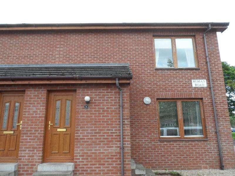 2 Bedrooms Flat for rent in Roman Road, Motherwell, North Lanarkshire