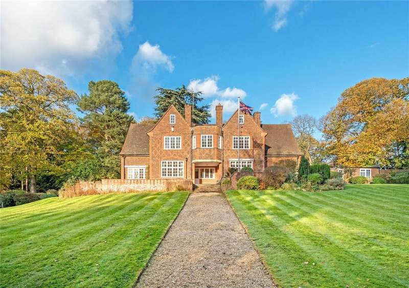 6 Bedrooms Unique Property for sale in Stevens Hill, Yateley, Hampshire, GU46