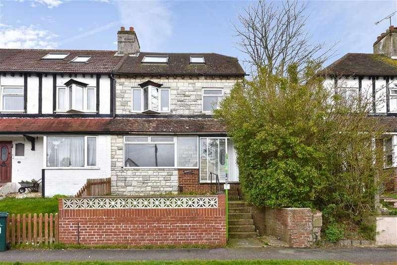4 Bedrooms End Of Terrace House for sale in Bevendean Crescent, Brighton