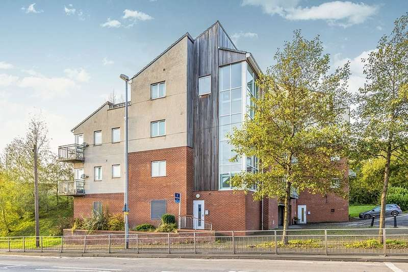 2 Bedrooms Flat for sale in Bellerton Lane, Stoke-On-Trent, ST6