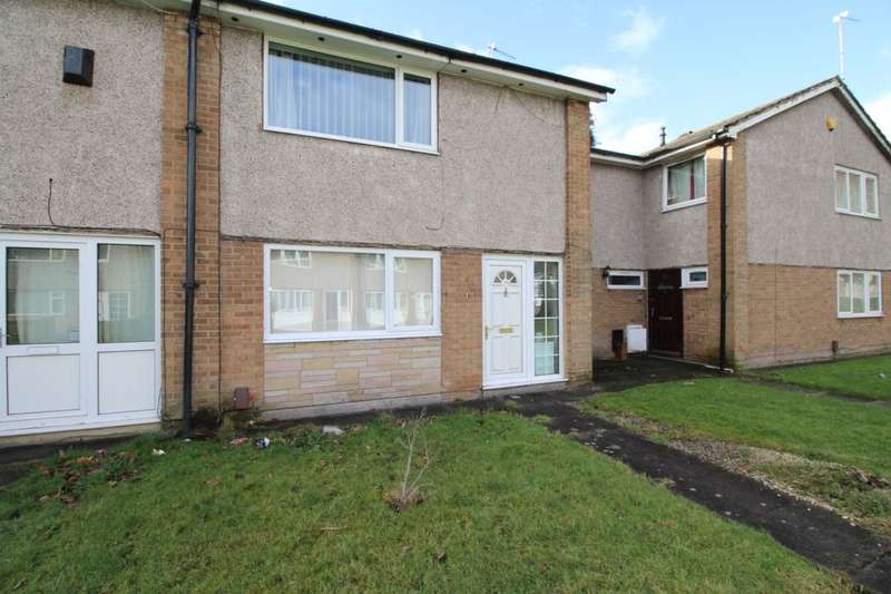 2 Bedrooms Terraced House for sale in Stainmoor Court, STOCKPORT, SK2