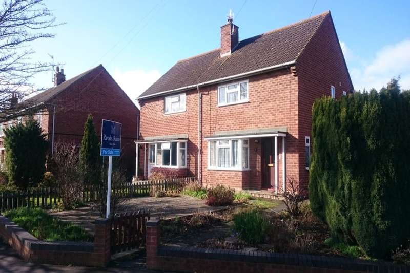 2 Bedrooms Semi Detached House for sale in Hemmingway, Evesham, WR11