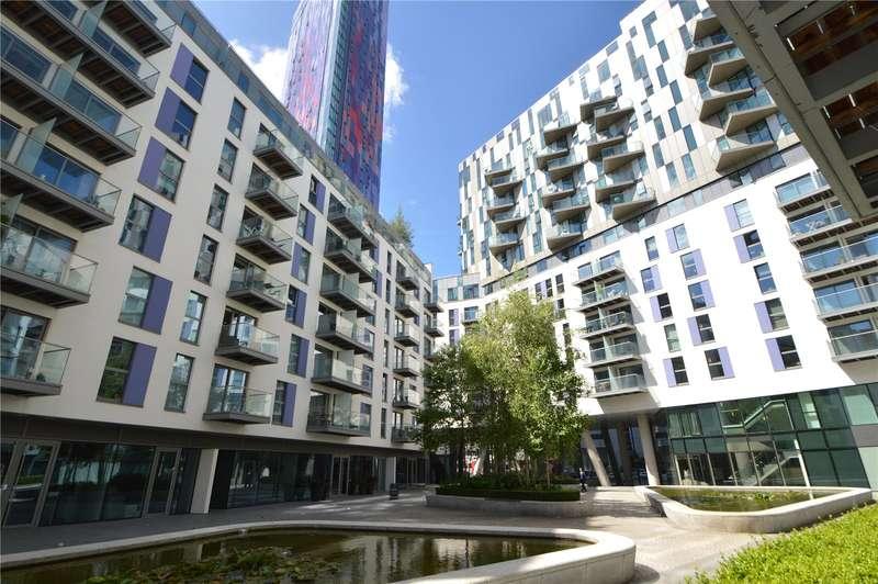2 Bedrooms Apartment Flat for sale in Keats Apartments, 6 Saffron Central Square, Croydon