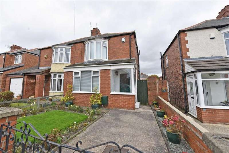 2 Bedrooms Semi Detached House for sale in Sheriff Hill
