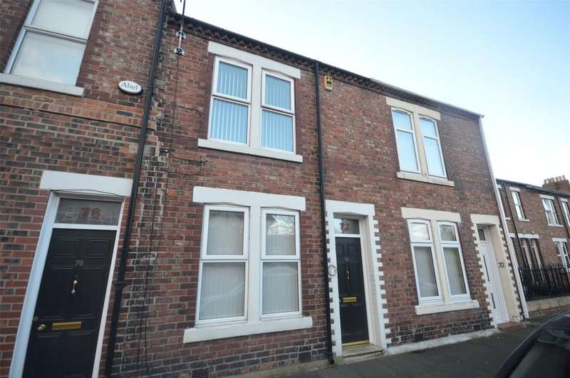 3 Bedrooms Terraced House for sale in Bensham
