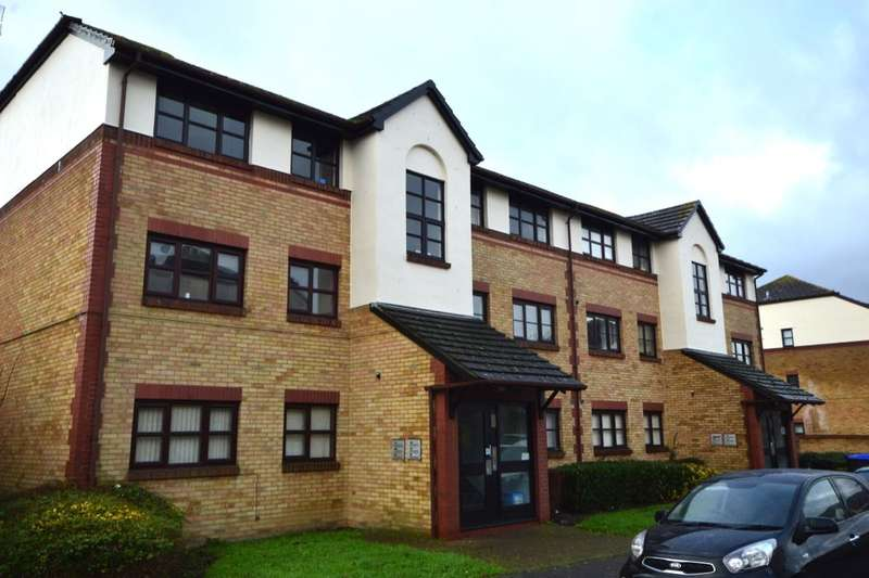 2 Bedrooms Flat for sale in Foxglove Way, Wallington, SM6
