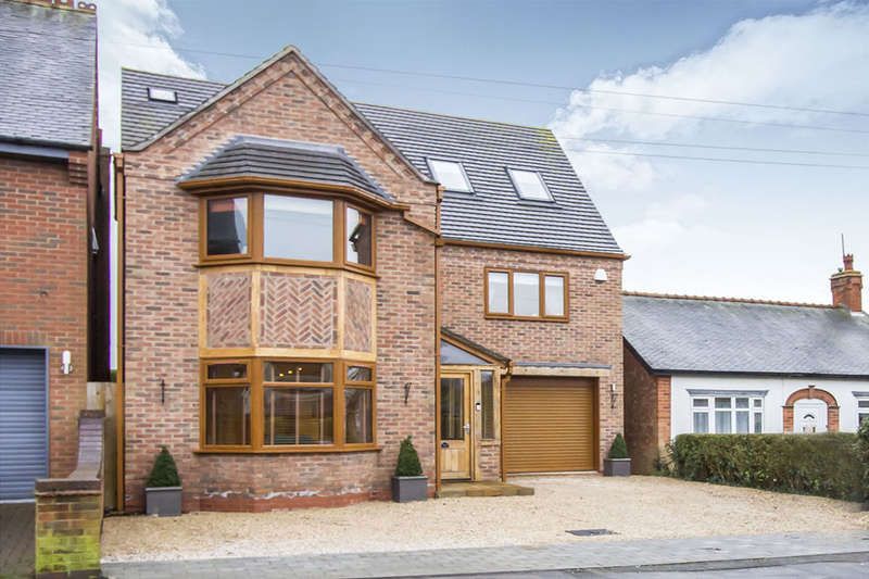 6 Bedrooms Detached House for sale in Sketchley Road, Burbage, Hinckley, LE10