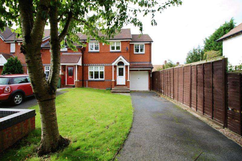 3 Bedrooms End Of Terrace House for sale in Magazine Road, Bromborough