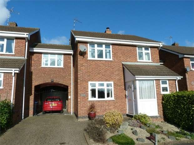 4 Bedrooms Link Detached House for sale in Claybrooke Magna